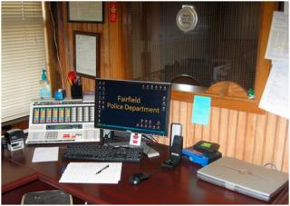 Fairfield Police Communications Section